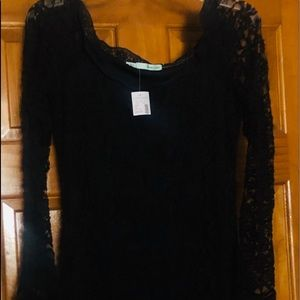 NWT Beautiful Lacey Look Maurice's Dress
